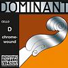 Thomastik-Infeld DOMINANT cello D string by Thomastik-Infeld, chrome wound,