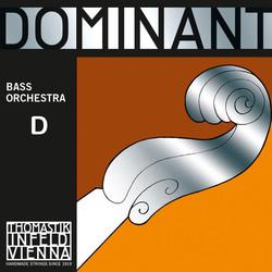 Thomastik-Infeld DOMINANT bass D string by Thomastik-Infeld, 3/4, medium