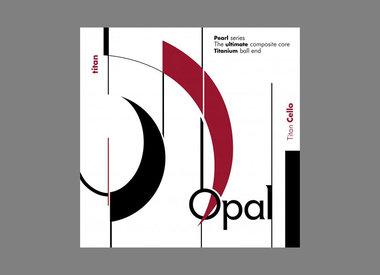 Cello Strings, Opal Titan
