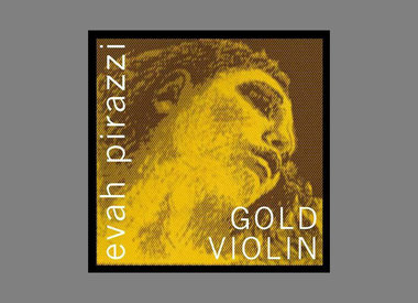 Violin Strings, Evah Pirazzi Gold