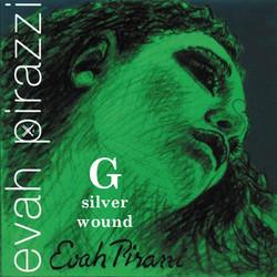 Pirastro Pirastro EVAH PIRAZZI violin G string,