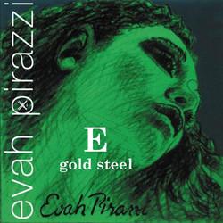 Pirastro Pirastro EVAH PIRAZZI gold steel violin E string,