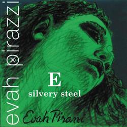 Pirastro Pirastro EVAH PIRAZZI silvery steel violin E string,