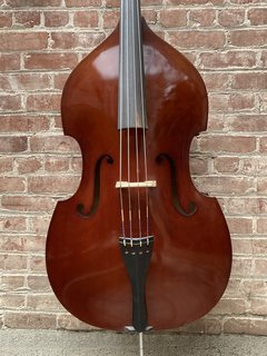 J.I. Strings J.I. Strings 1/4 better laminated bass with spruce veneer