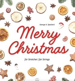 Barenreiter Speckert: Merry Christmas for strings (string quartet) Barenreiter