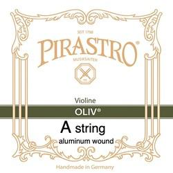 Pirastro Pirastro OLIV violin A string, aluminum-wound, 13 1/2, in envelope