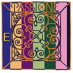 Pirastro Pirastro PASSIONE violin E string, silvery steel,