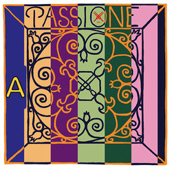 Pirastro Pirastro PASSIONE violin A string, aluminum over gut, medium