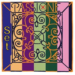 Pirastro Pirastro PASSIONE violin string set, medium,