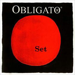 Pirastro Pirastro OBLIGATO violin string set, medium,