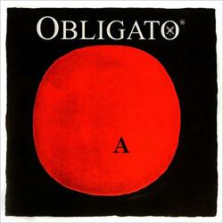 Pirastro Pirastro OBLIGATO aluminum violin A string, 4/4 medium