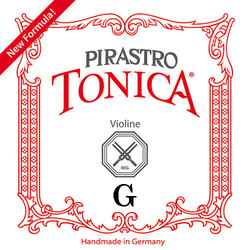 Pirastro Pirastro TONICA violin G string, silver-wound, medium,