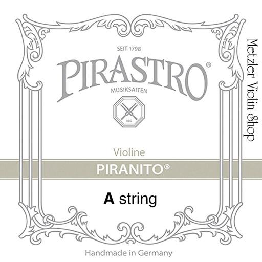 Pirastro Pirastro PIRANITO chrome-steel violin A string, medium,