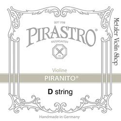 Pirastro Pirastro PIRANITO chrome-steel violin D string, medium,