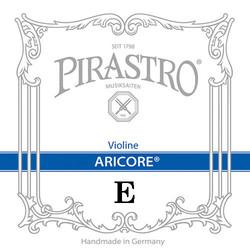 Pirastro Pirastro ARICORE violin E string, steel, 4/4,