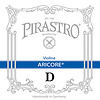 Pirastro Pirastro ARICORE violin D string, 4/4, medium,