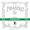 Pirastro Pirastro CHROMCOR violin E string,  steel, medium,