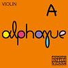 Thomastik-Infeld ALPHAYUE medium aluminum violin A string, by Thomastik-Infeld,