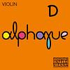 Thomastik-Infeld ALPHAYUE medium aluminum violin D string, by Thomastik-Infeld,
