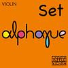 Thomastik-Infeld ALPHAYUE violin string set, by Thomastik-Infeld