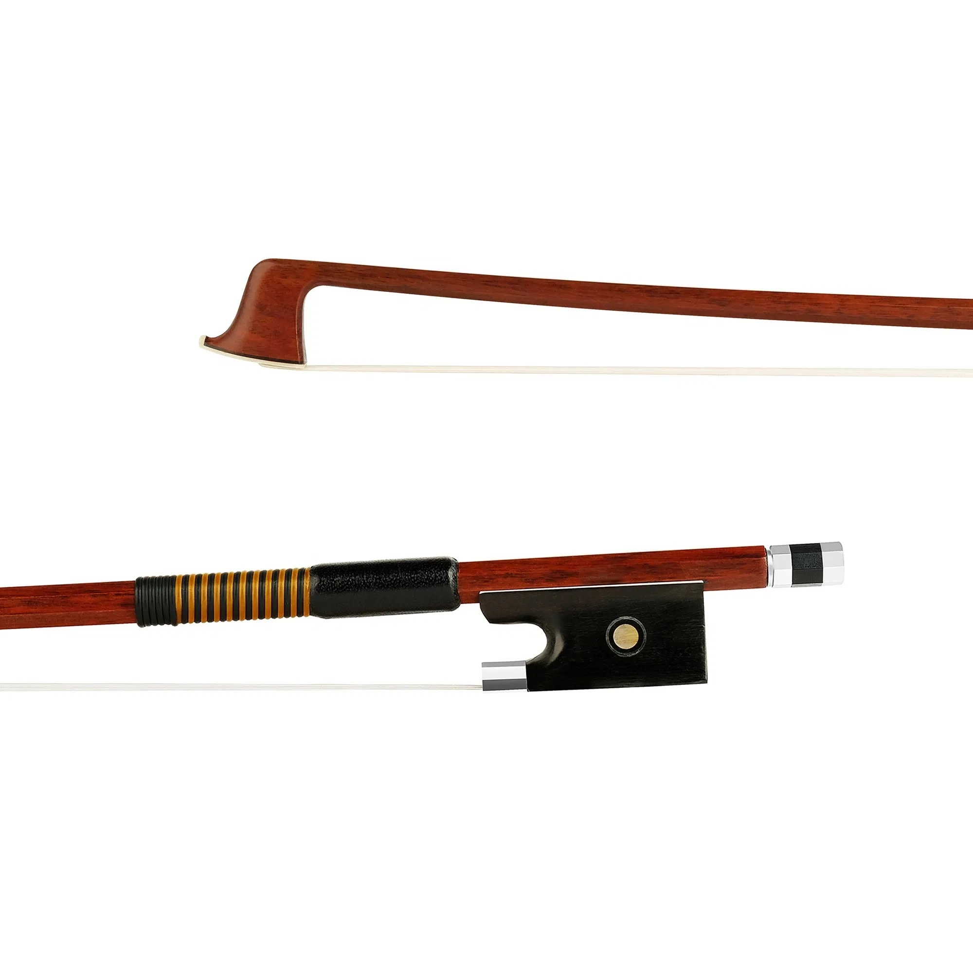 1/4 better student violin bow, unbranded, horsehair
