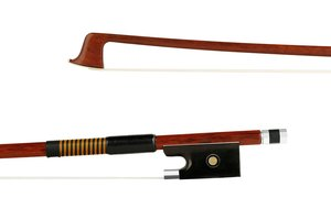 1/8 better student violin bow, unbranded, horsehair