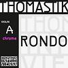 Thomastik-Infeld Rondo chrome violin A string, 4/4 medium, by Thomastik-Infeld, straight