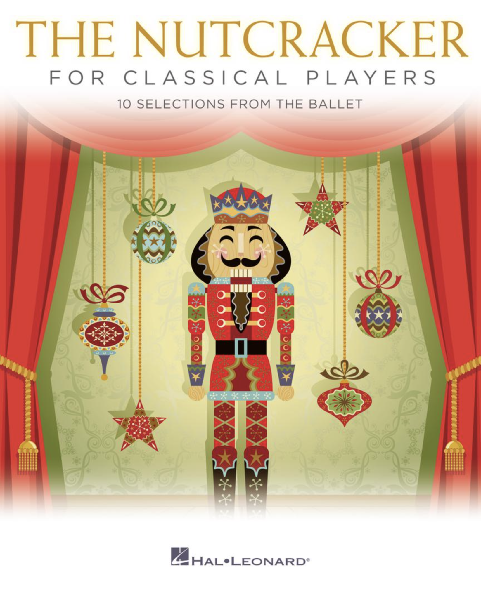 HAL LEONARD Tchaikovsky: The Nutcracker (violin and piano) Hal Leonard