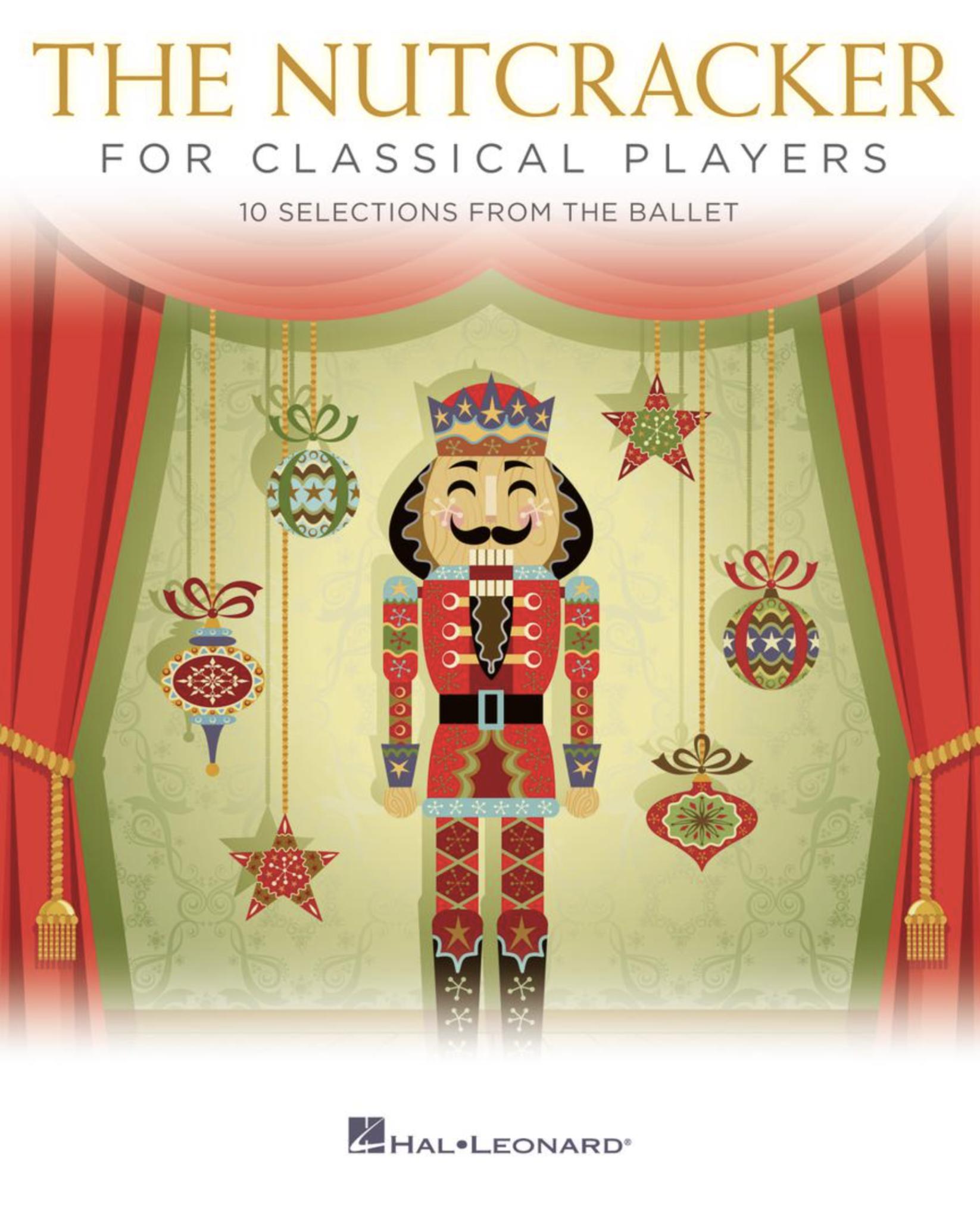 HAL LEONARD Tchaikovsky: The Nutcracker (cello and piano) Hal Leonard