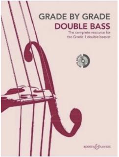 Elliot: Grade by Grade (double bass) Boosey & Hawkes