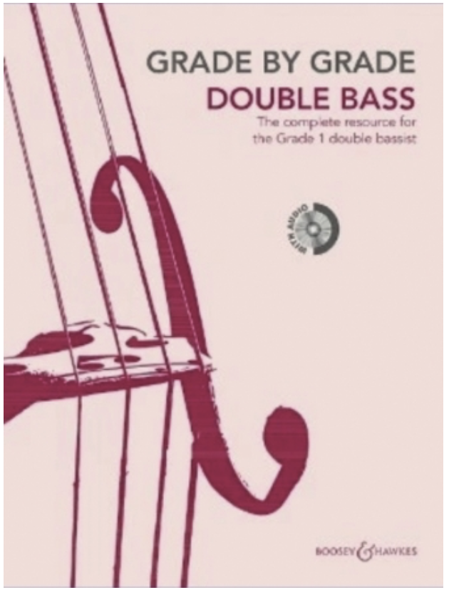 Elliot: Grade by Grade (double bass) Boosey & Hawkes