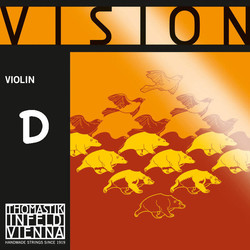 Thomastik-Infeld VISION violin D string by Thomastik-Infeld,