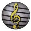 Assorted musical buttons