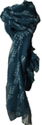 AIM Gifts Music Note Scarf - Navy, Red, or Black