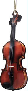 AIM Gifts 4'' Violin Ornament