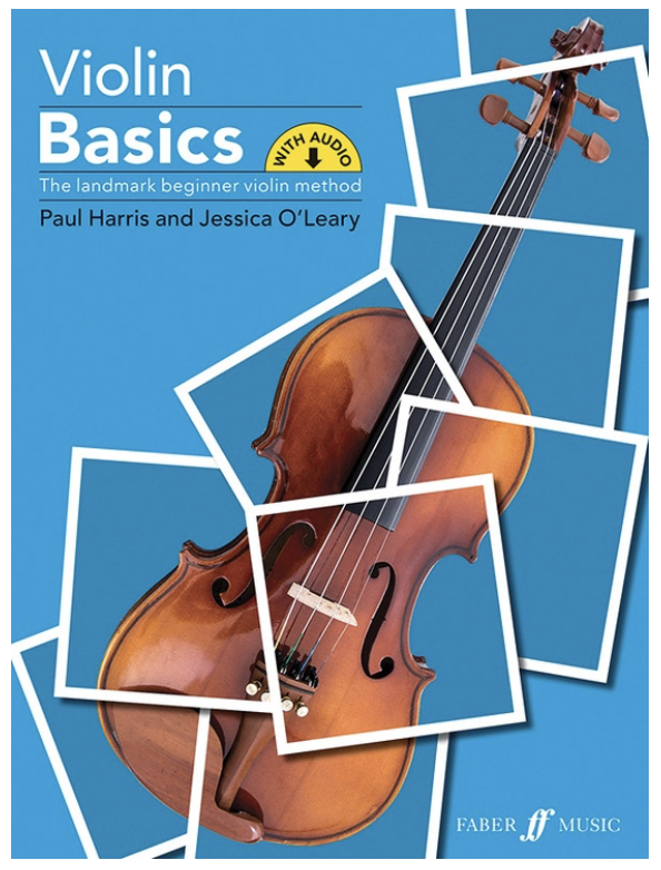 Faber Music Harris: Violin Basics - The Landmark Beginner Violin Method (violin) Faber