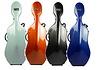 BAM BAM Newtech 4/4 cello case, 12 lbs, FRANCE,