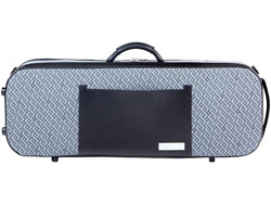 BAM BAM Signature Stylus oblong violin case, grey