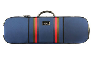 BAM BAM Saint Germain STYLUS oblong violin case, FRANCE,