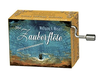 Fridolin Hand-Cranked FRIDOLIN cardboard Music Box, GERMANY (various composers & melodies)