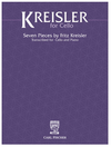 Carl Fischer Kreisler: Kreisler for Cello (cello and piano) Fischer