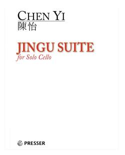 Theodore Presser Yi: Jingu Suite (cello) Presser