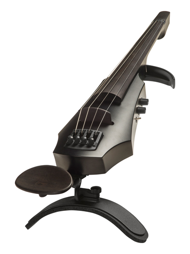 NS Design NS Design NXT4a Satin Black 4-string electric viola. Czech Republic