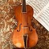 "16"" John V Speak baroque viola, 1992-96, Los Angeles #20"