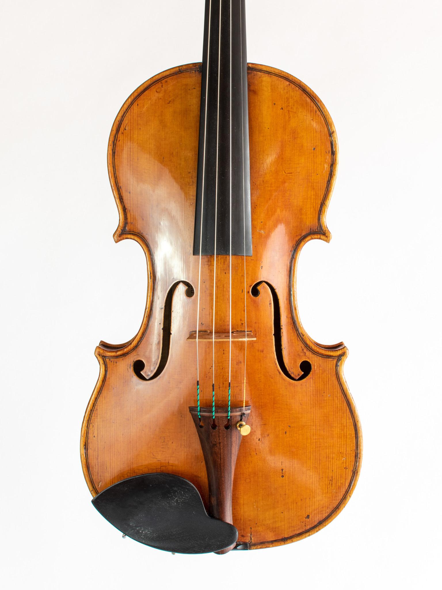 Italian Paolo de Barbieri violin, Genoa, 1929