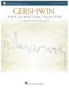HAL LEONARD Gershwin: Gershwin for Classical Players (cello,  piano, online audio) Hal Leonard