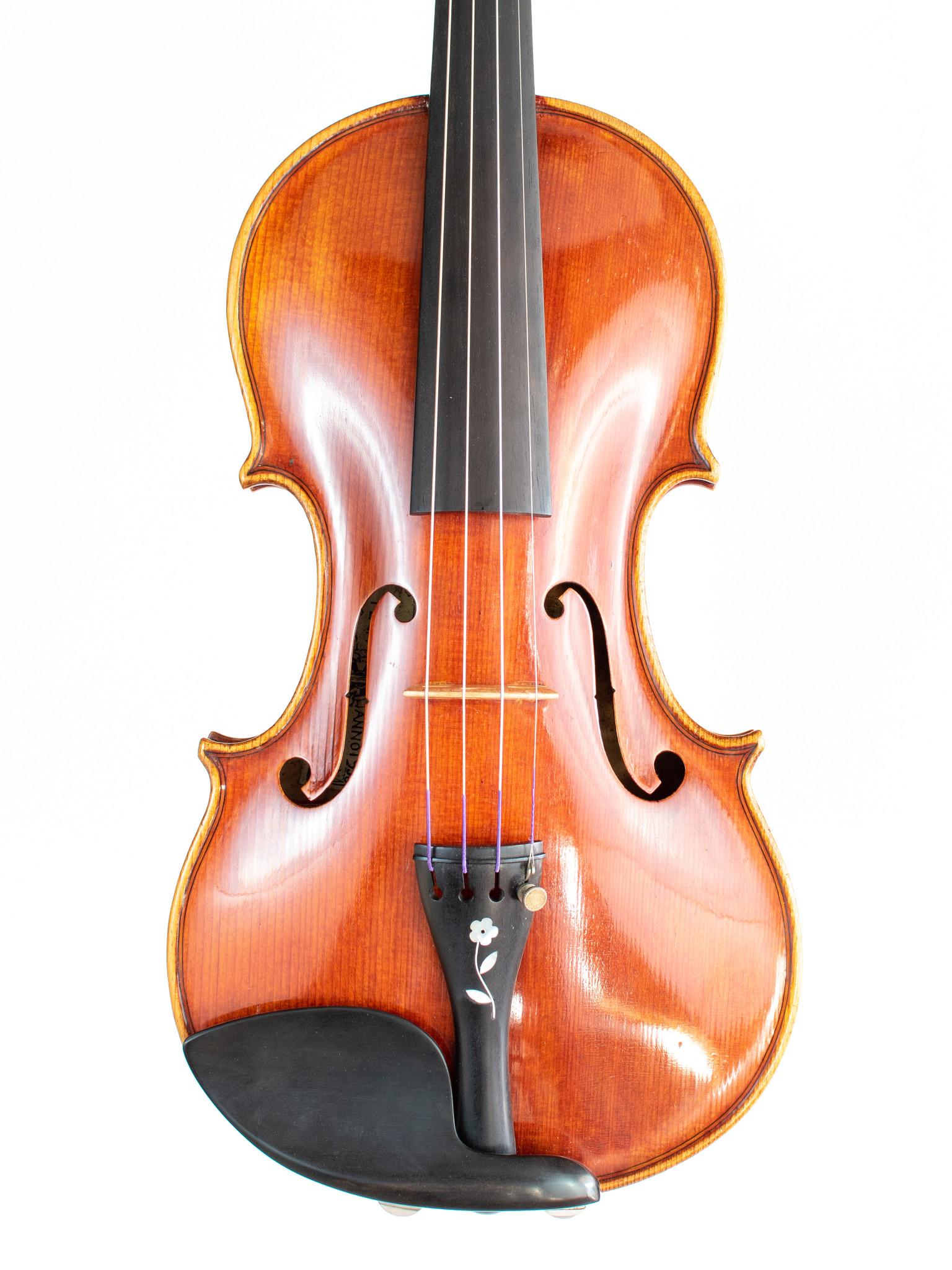 Cesare Maggiali violin, 1936, La Spezia, ITALY *** CERT
