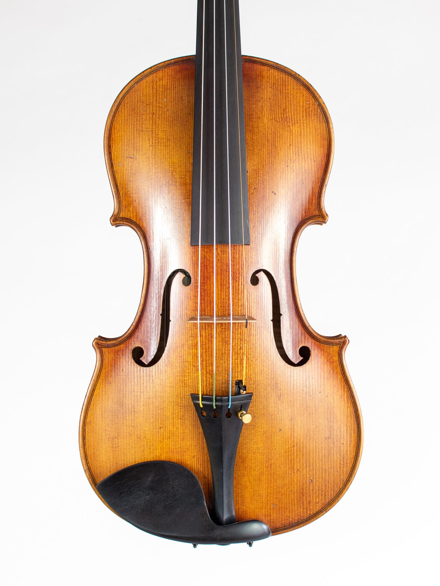 """""""Giulia"""" 4/4 violin, Metzler Violin Shop"""
