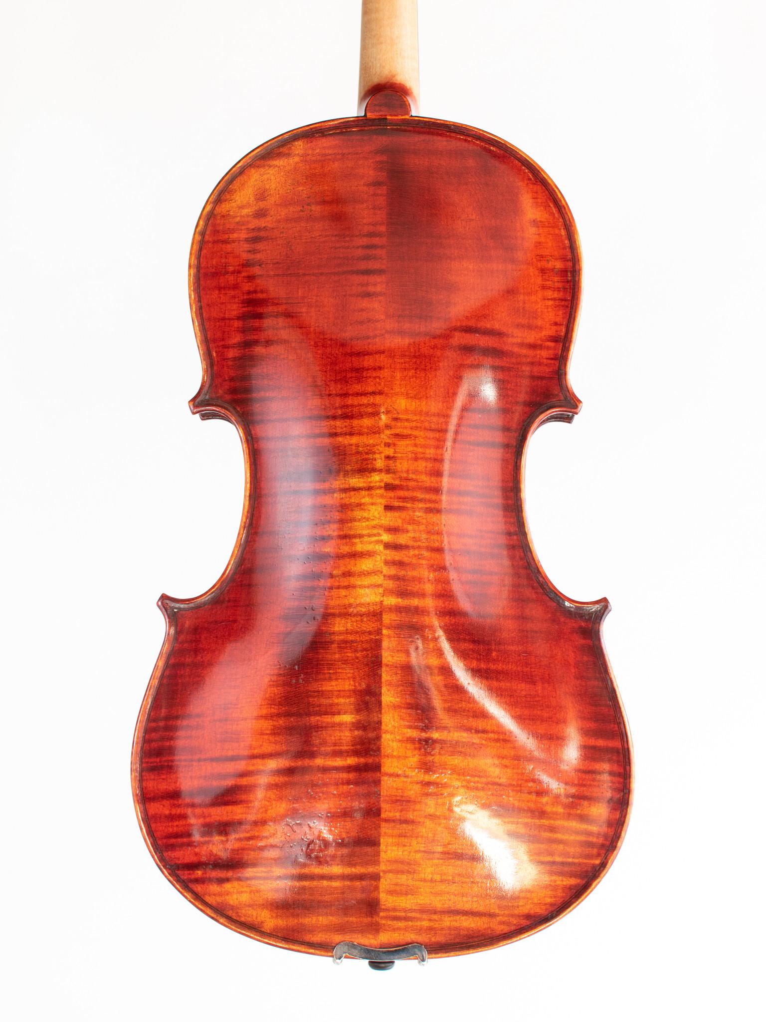 "Ivan Dunov 16.5"" viola, model 401"