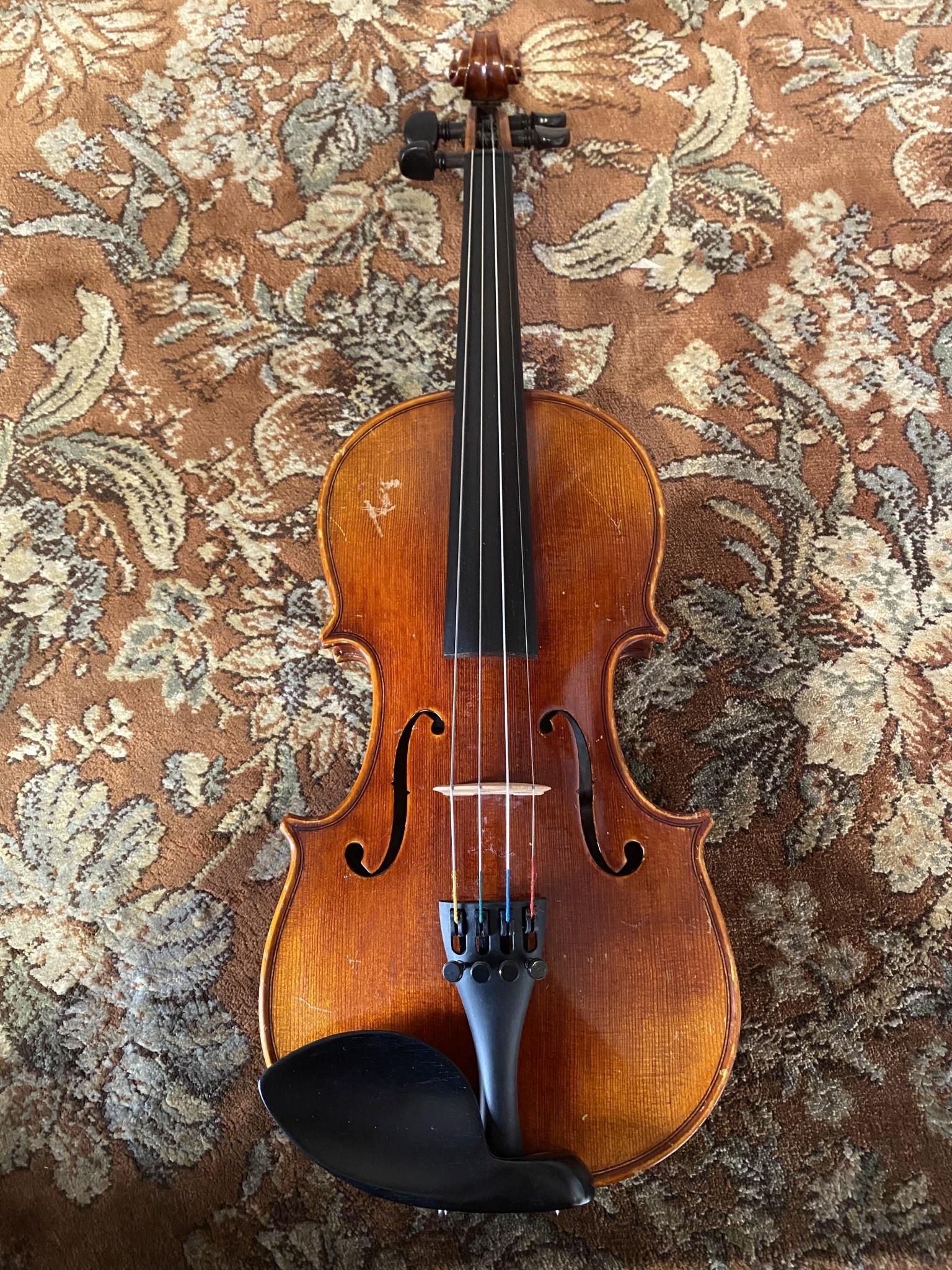 Thankful Strings Thankful Strings 1/2 model 25 violin, used